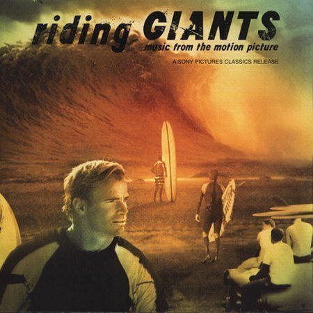 Riding Giants 2004 by Ric Markmann; Various Artists -ExLibrary