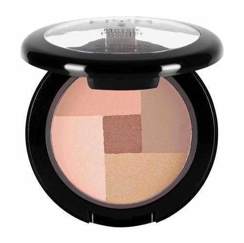 NYX Mosaic Powder Blush-MPB04 PEACHY-Golden peach