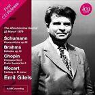The Abbotsholme Recital, 22 March 1979 (CD, Sep-2013, ICA Classics)
