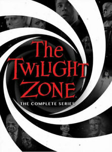 The-Twilight-Zone-The-Original-1959-Series-Complete-Series-25-Disc-DVD-NEW