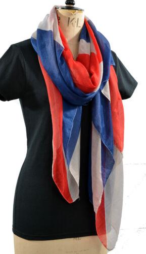 UNION JACK FLAG UNITED KINGDOM SCARF SHAWL WRAP SARONG HIJAB GIRLFRIEND GIFT