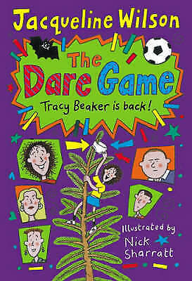 1 of 1 - NEW The Dare Game by Jacqueline Wilson Paperback Book