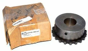 NEW-BROWNING-C80B20-2-1-4-034-BORE-SPROCKET