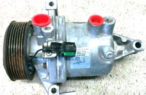 2012-2018 Nissan Versa Air Conditioning AC Compressor A//C 1.6L OEM 15 16 17 18