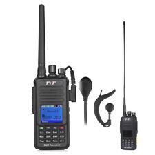 TYT MD-390 w/ GPS DMR 400-480Mhz UHF 1000CH IP67 waterpoof DIgital Two Way Radio