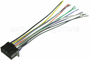 s l300 wire harness for pioneer deh 1250mp deh1250mp *pay today ships pioneer deh p3500 wiring harness diagram at gsmx.co