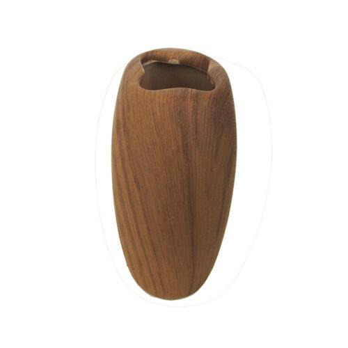Brauner madera cepillos dentales cepillos soporte soporte-badausstattung serie Forest