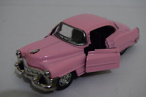 Image Is Loading Pink Cadillac Convertible 50 039 S 1 32