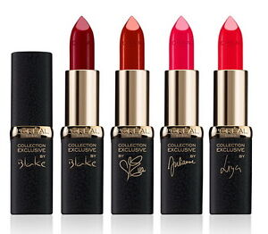 L-039-Oreal-Color-Riche-Lipstick-Red-Matte-Lip-Tint-Stain-Gloss-6-Shades-Available