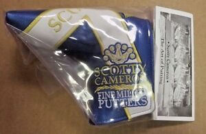SCOTTY-CAMERON-2015-Scottish-Flag-Headcover-Limited-Availability