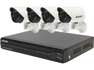 KGuard-KG-OT801-4HW227A-500G-8-Channel-DVR-Security-System-amp-4-Cameras-600-TVL-w