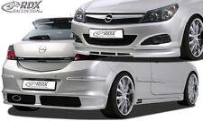 RDX Bodykit Opel Astra H GTC Front Heck Ansatz Seitenschweller ABS