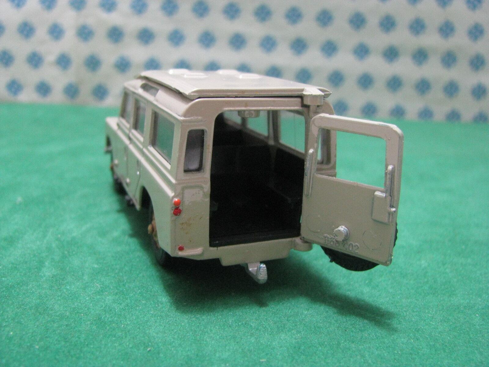 Vintage - TIERRA ROVER 109 - - - 1 43 Solido Ref. 56 45e257