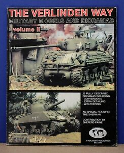 Book-The-Verlinden-Way-Volume-II-Military-Models-amp-Dioramas-1983