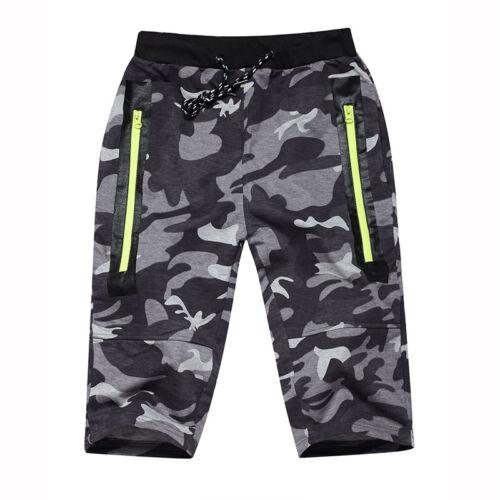 Herren Camo Trainingsanzug Sportanzug Kapuzenpullover Sweatjacke Jogginghose
