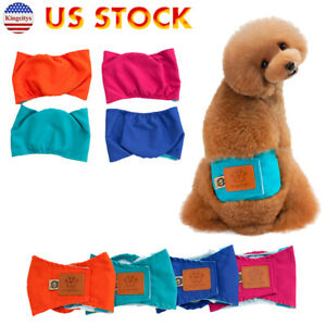 Reusable-Washable-Dog-Puppy-Diapers-Belly-Bands-For-Male-Dogs-Small-XL-Large