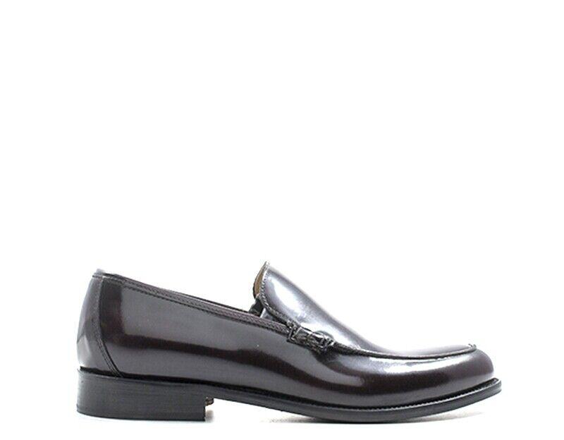 shoes GLOBUS men Mocassini  BORDEAUX Pelle naturale 311-BO