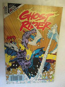 Ghost-Rider-Version-integrale-Numero-5-de-1992-Semic