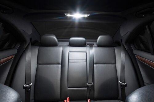 Pack FULL LED intérieur pour Mercedes CLK W209 2002-2010