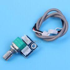 Wire + Volume Control Potentiometer Board Double Plug For DIY Amplifier Board