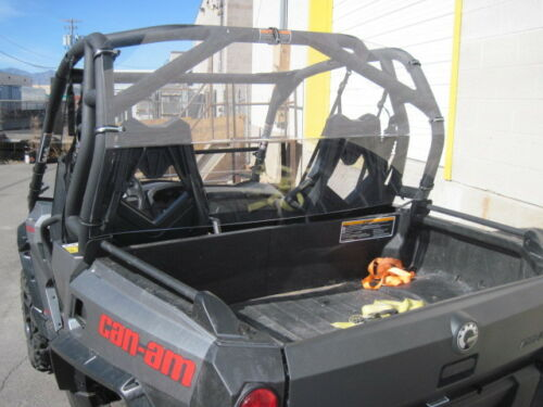 Can AM Commander 2 Seater Only Back Window