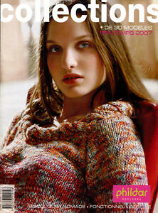 Phildar-Collections-pattern-book