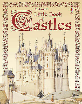 """""""AS NEW"""" The Usborne Little Book of Castles: Internet-linked, Sims, Lesley, Book"""