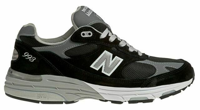 Size 16 - New Balance 993 Black White for sale online   eBay