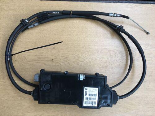 BMW X5 X6 F15 F85 F16 F86 Park Brake Module EPB hand brake REPAIR SERVICE