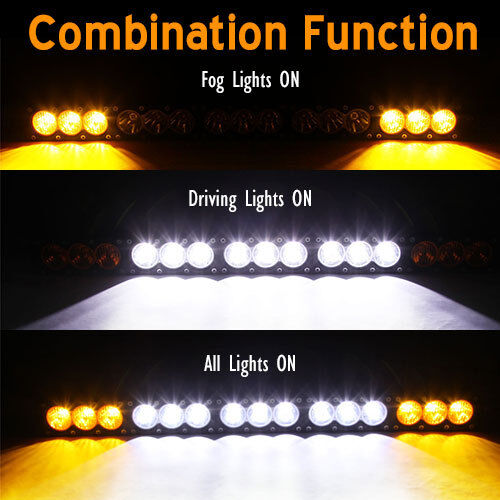 LED Work Light Bar 1x 150w 28 Inch CREE 10w LED/'s 12v,24v,4x4 4WD Offroad.