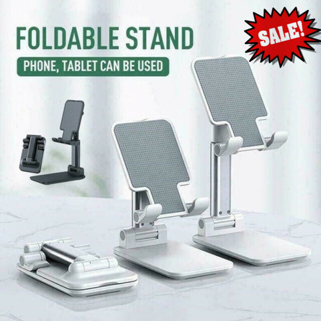 Portable Mobile Phone Stand Desktop Holder For iPhone iPad Table Desk Holder