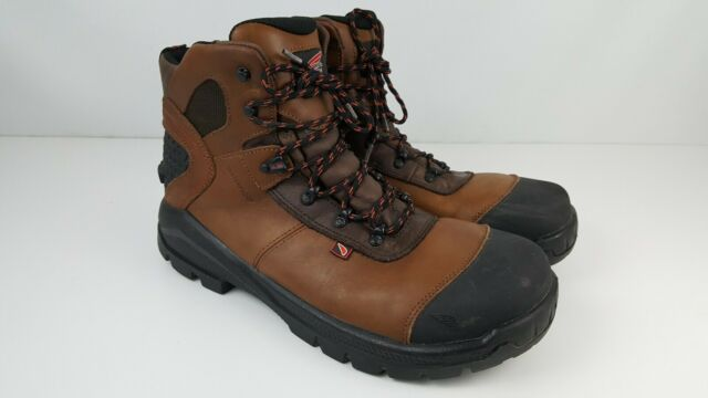 Red Wing Brown Leather Boot 2436 EH