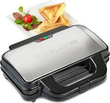 Andrew James Deep Fill Sandwich Toaster Non Stick Toastie Maker Machine 900W