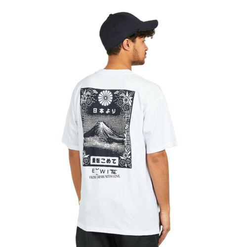 Edwin-from Mt Fuji T-shirt White