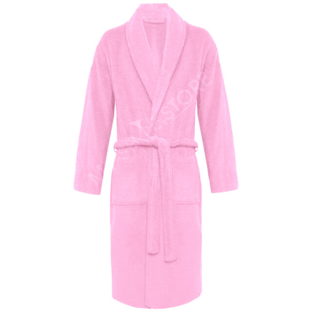 select for original amazing selection hot sale online UNISEX LUXURY EGYPTIAN COTTON TERRY TOWELLING BATH ROBE DRESSING GOWN TOWEL  SOFT