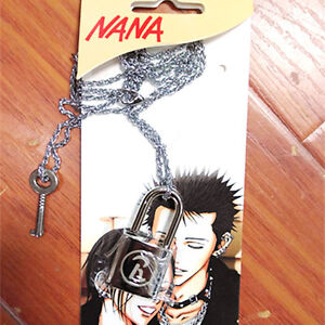 NANA Key chain Strap Swing JAPAN Ai Yazawa Hello Kitty Sanrio 2005 Nana Osaki