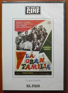 La-Gran-Familia-DVD-EL-PA-S-Fernando-Palacios-Alberto-Closas-Amparo-Soler-NEW