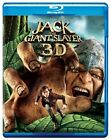 Jack the Giant Slayer (Blu-ray/DVD, 2013, 3-Disc Set, Includes Digital Copy UltraViolet 2D/3D)