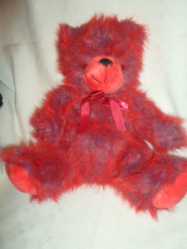 Sugar Loaf ROT Love Teddy  Bear 14