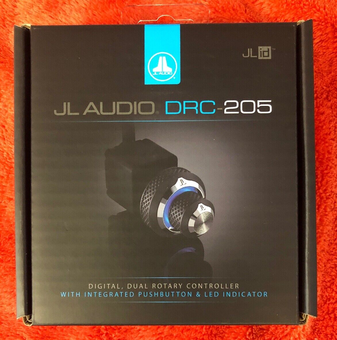 JL Audio DRC-100 Digital Remote Control for JLid Compatible Products