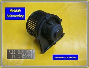 Seat-Ibiza-6K-Bj-2001-Heizungsgeblaesemotor-Lueftermotor-Heizung
