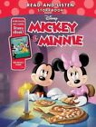 Mickey & Minnie Read-And-Listen Storybook  : Purchase Includes Disney eBook! by Disney Book Group (Hardback, 2014)
