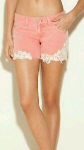 dettaglio Indovina Josie all'uncinetto Shorts con Hwgzqt4xap