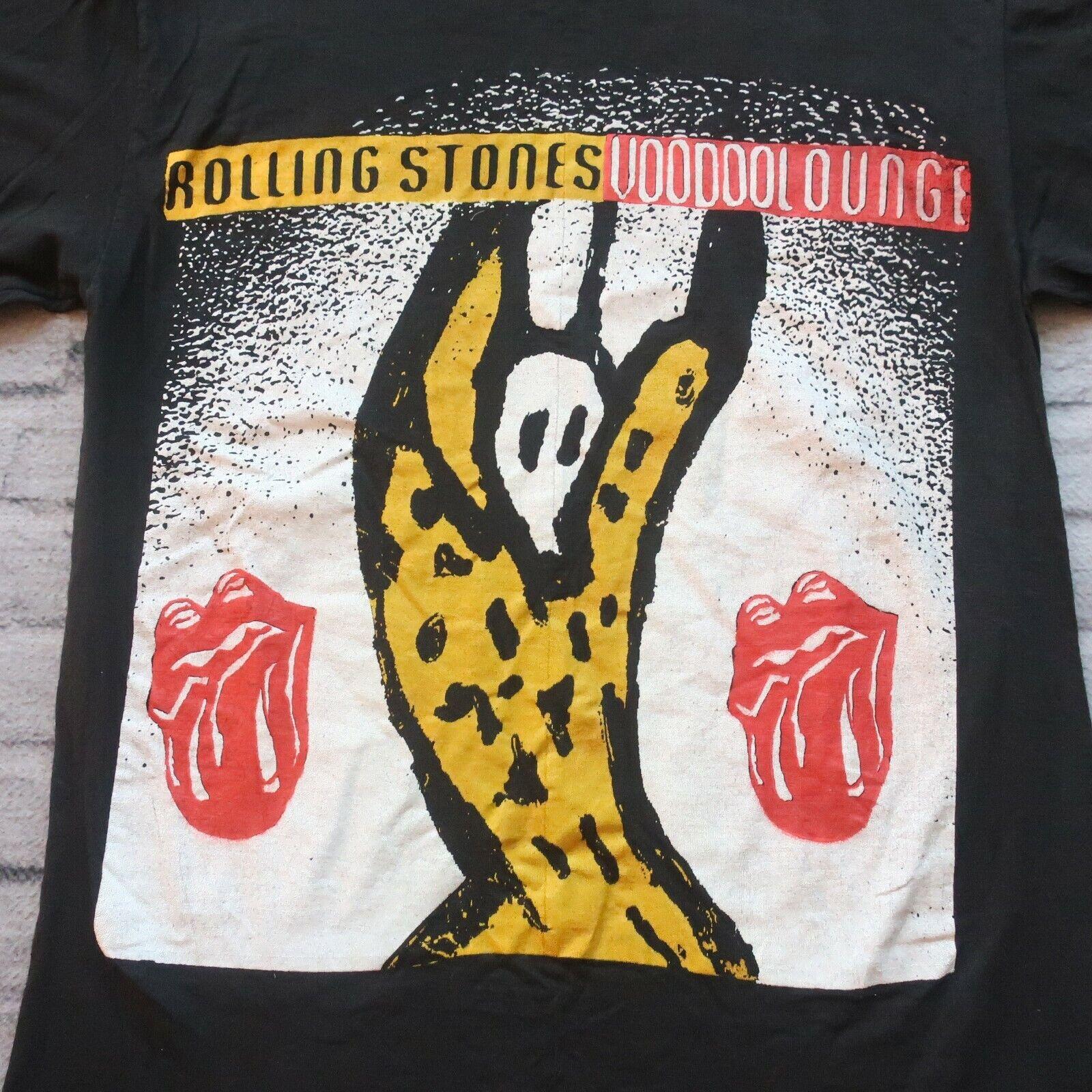 Vintage 90s Rolling Stones Voodoo Lounge Skeleton… - image 4