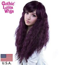 Gothic Lolita Wigs® Rhapsody Collection™ - Black Plum
