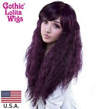 Gothic Lolita Wigs® Rhapsody Collection™ - Black Plum