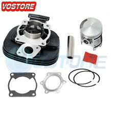 Cylinder Head Piston Gasket Top End Kit Set for Yamaha Blaster 200 YFS 200 88-06