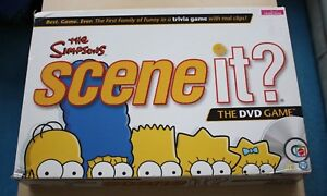 2009-The-Simpsons-Scene-it-DVD-Board-Game-Complete-Screen-Life