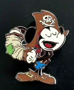 Disney-Pin-117806-Pirates-of-the-Caribbean-Cute-Characters-Booster-Mickey