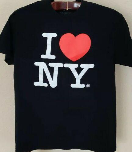 I Love (Heart) NY Graphic T-Shirt (Mens Medium)
